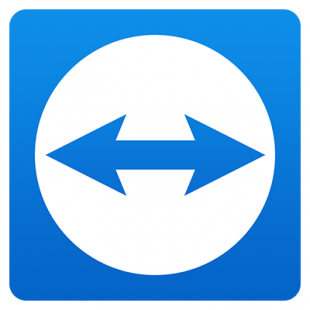 Logotipo do TeamViewer