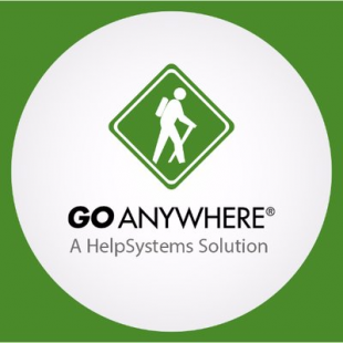 Logotipo do GoAnywhere MFT
