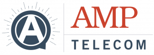 Logotipo do Amp Telecom