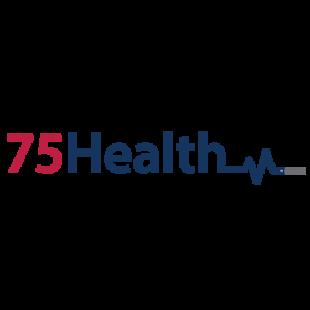Logotipo de 75health