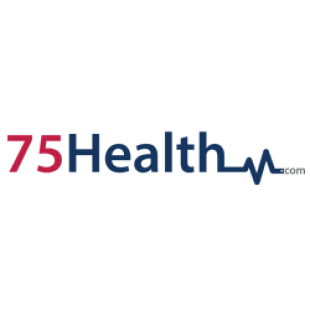 Logotipo do 75health