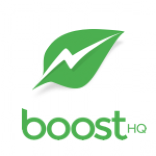 Logotipo de BoostHQ
