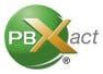 Logotipo de PBXact