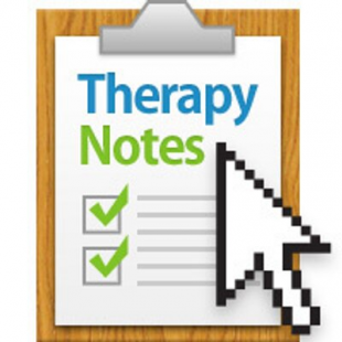 Logotipo do TherapyNotes
