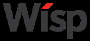 Logotipo de Wisp