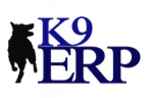 K9ERP Logo