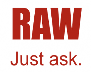 Logotipo de RAW NoDB
