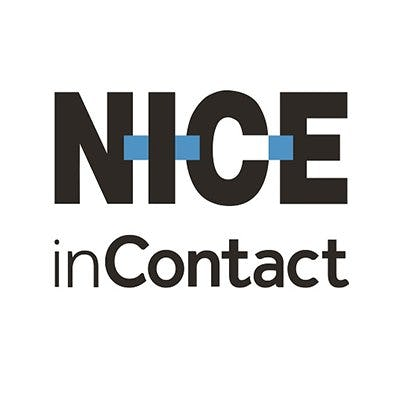 Logo di NICE InContact CXone