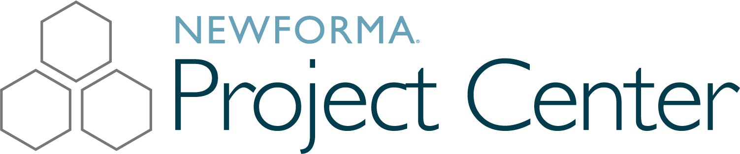 Newforma Project Center Logo