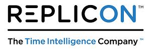 Logotipo do Replicon TimeAttend
