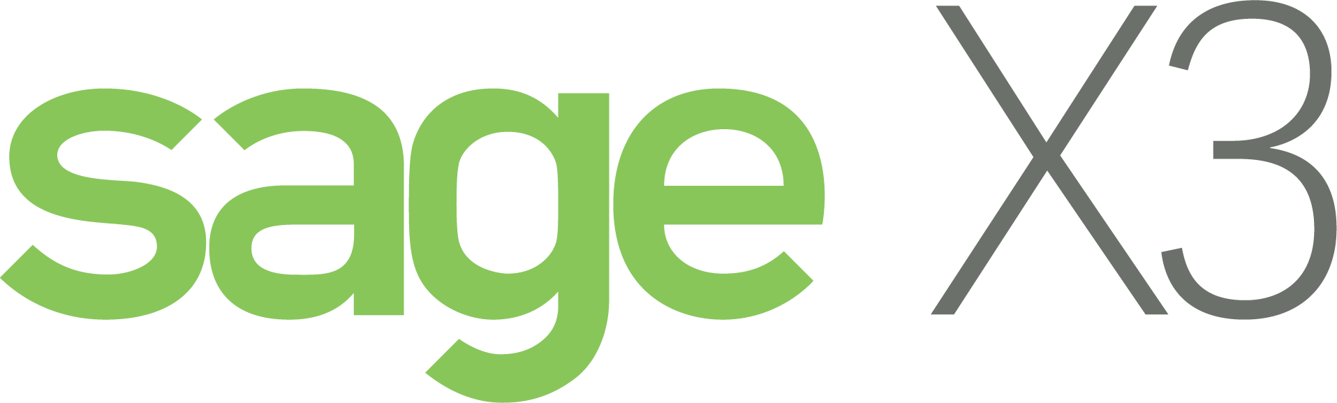 Logotipo do Sage X3