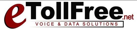 Logotipo do eTollFree