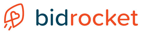 Logotipo de BidRocket