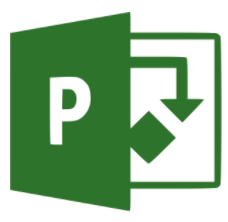 Logotipo do Microsoft Project