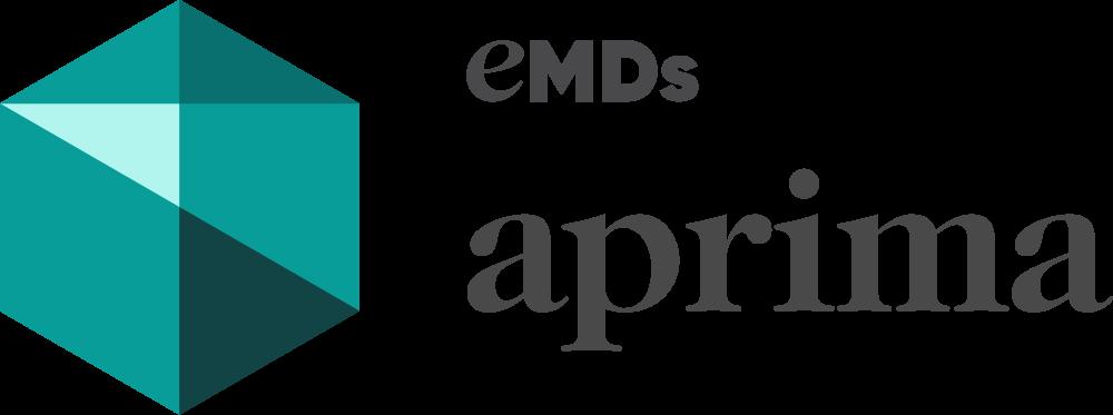 Logotipo de Aprima EHR