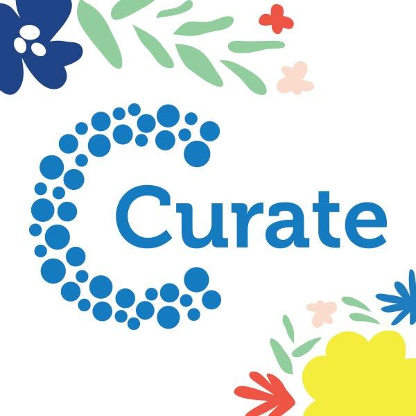 Curate Logo