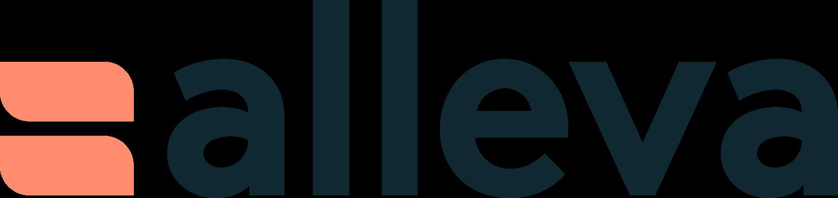 Logotipo do Alleva