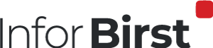 Infor Birst Logo
