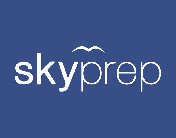 Logotipo de SkyPrep