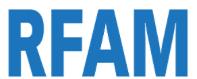 Logotipo de RFAM