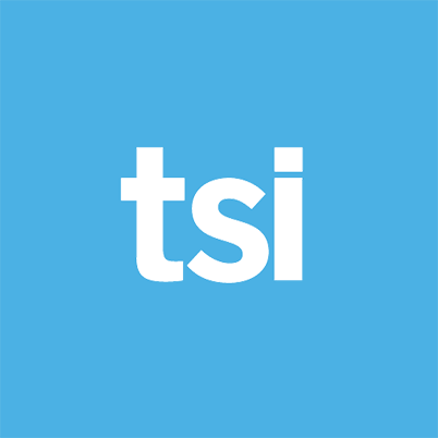 Logotipo do TSI