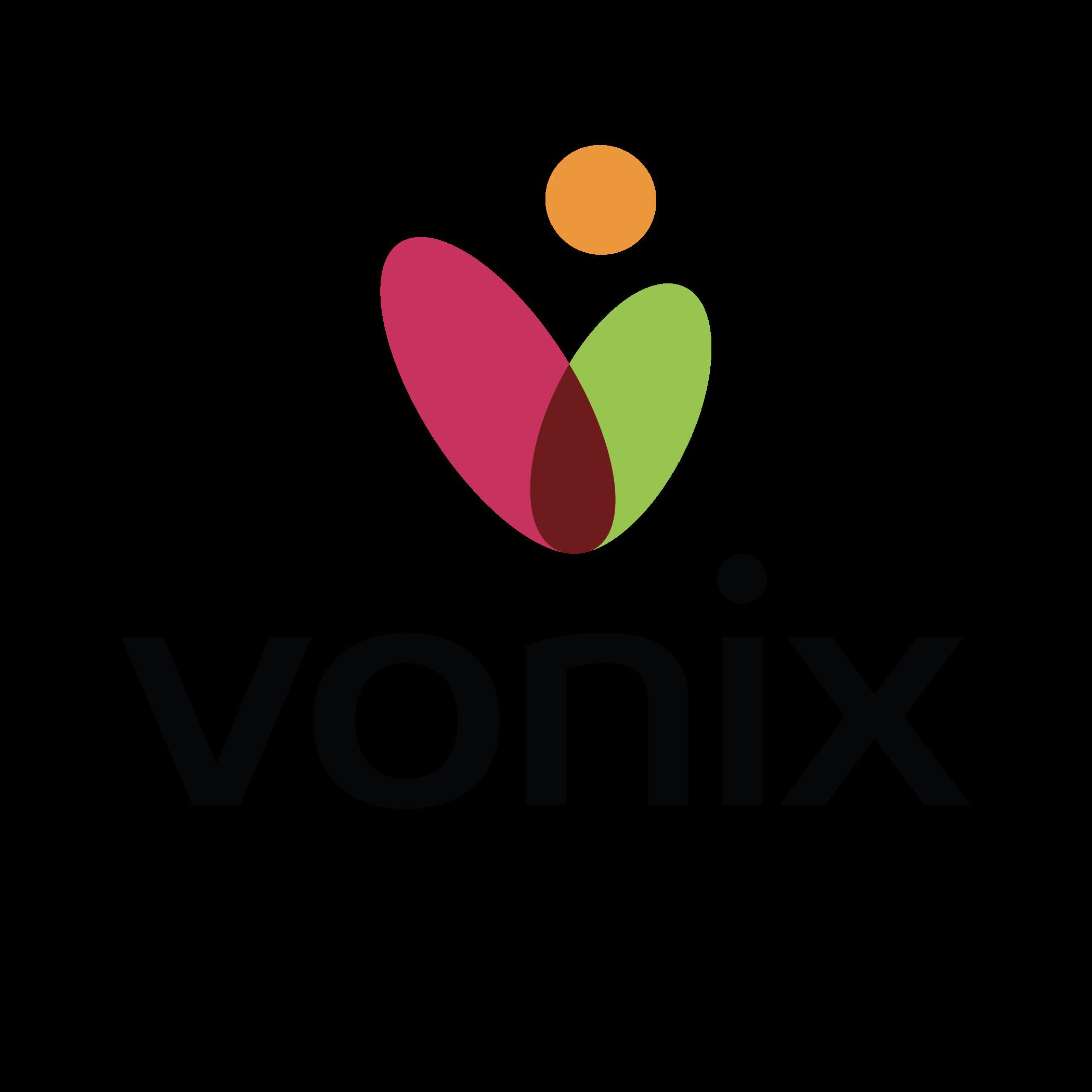 Logotipo do Vonix Flex VoIP