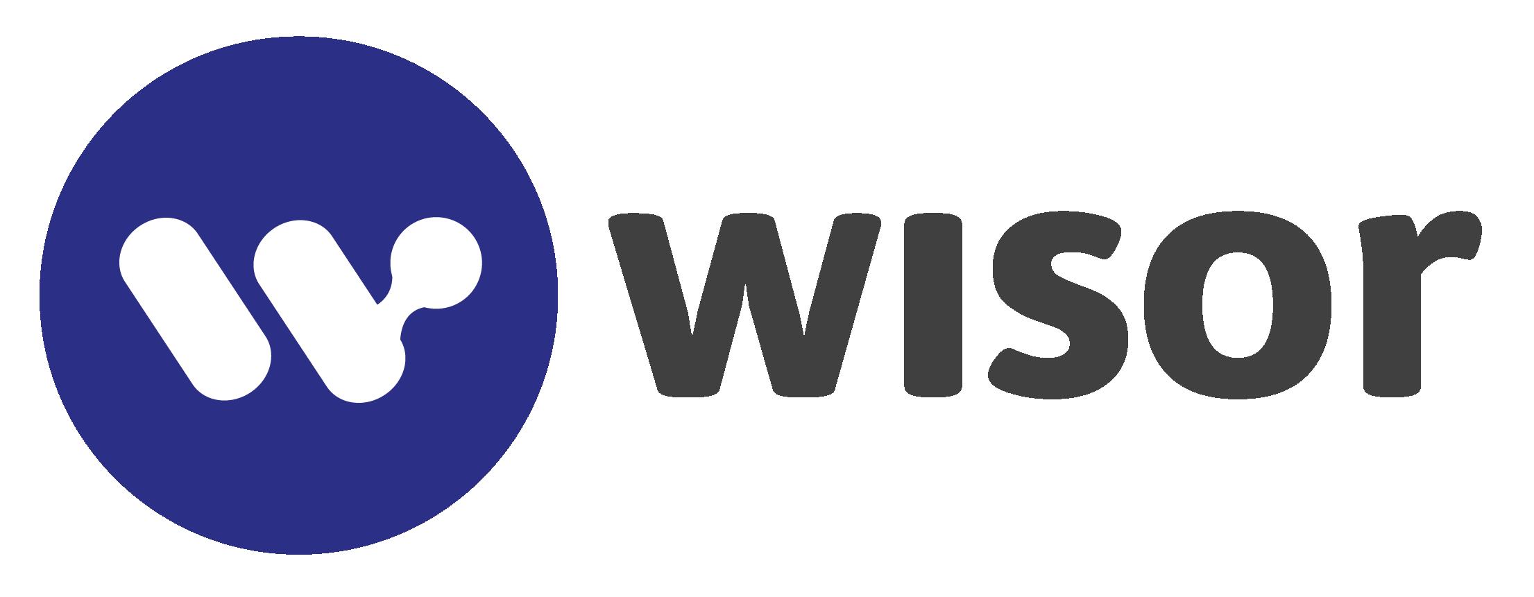Logotipo do Wisor