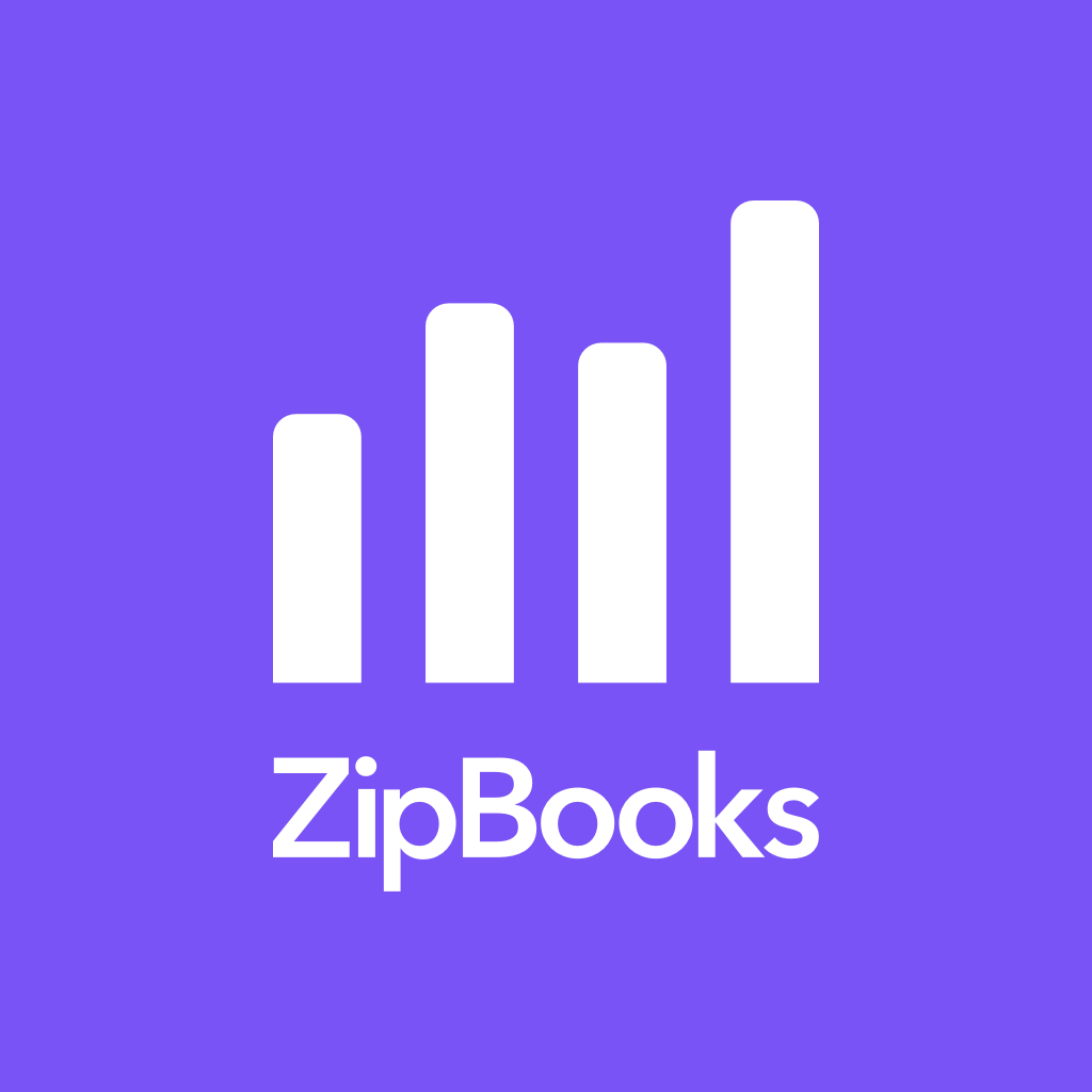 Logotipo do ZipBooks