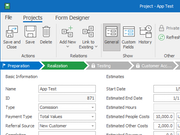 e-Way CRM Projects