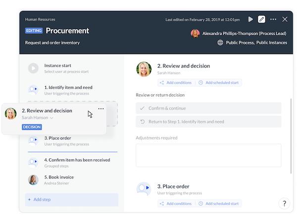 Next Matter - procurement