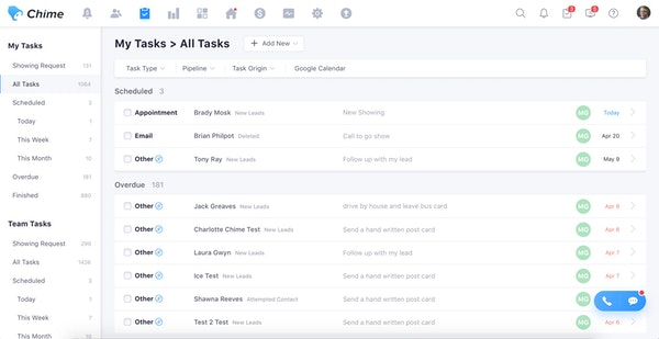 Chime Software - 2019 Reviews, Pricing & Demo