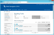 FlowCentric Processware pending tasks