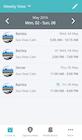 OpenSimSim - OpenSimSim weekly shift view screenshot