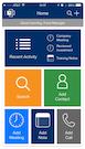 Backstop mobile dashboard screenshot