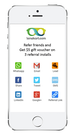 InviteReferrals mobile application screenshot