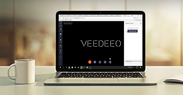 VEEDEEO meeting room
