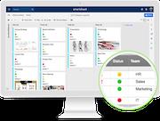 Smartsheet - Project planning