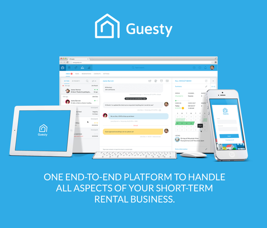 Guesty - Mobile View