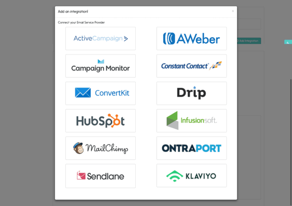 mailfloss integrations