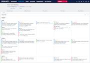 Desk-Net story lists
