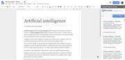 Copyleaks Google Docs plugin