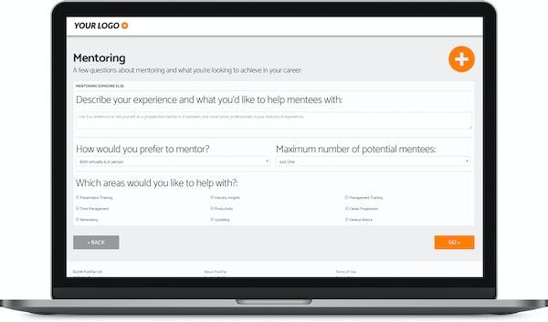 PushFar matching questions screenshot