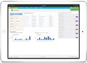 Cannabis Patient Manager dashboard