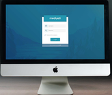 MediYeti - MediYeti login page