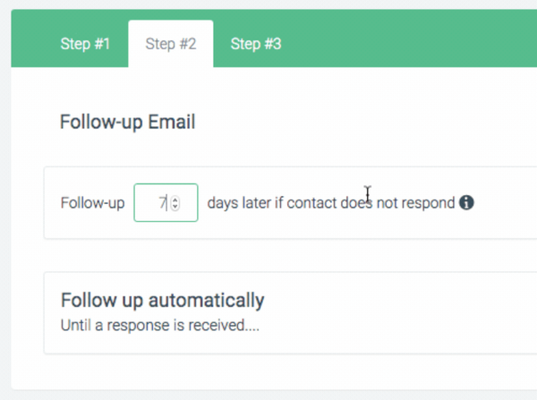 Wavo follow-up email screenshot