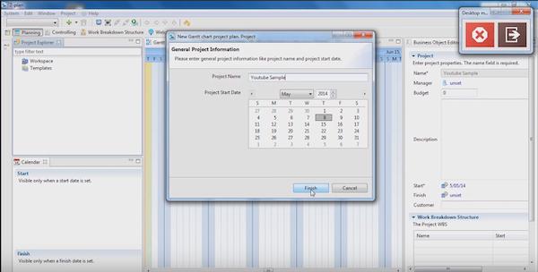 2-plan project planning screenshot