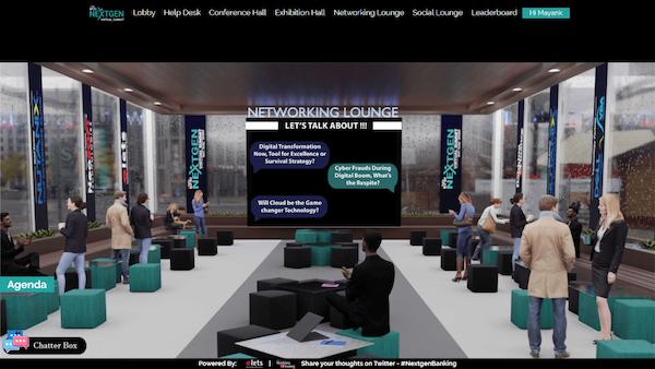 Samaaro Networking lounge