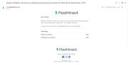 Flashtract email reminder