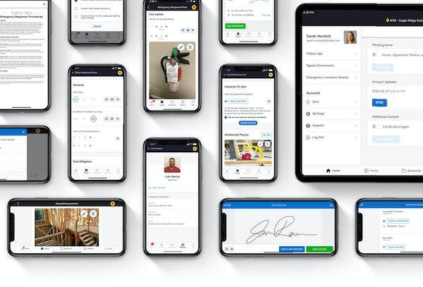 SiteDocs Mobile App