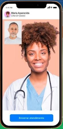 Dr. TIS patient view